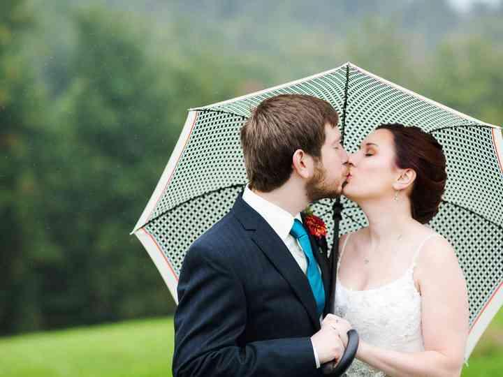 The wedding of Jeff and Kerri