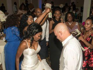 The wedding of Omega and Nick 1