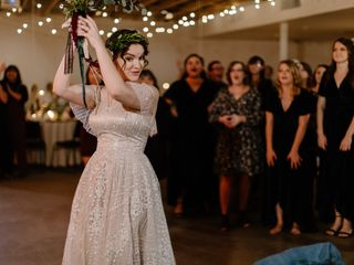The wedding of Megan and Dylan 3