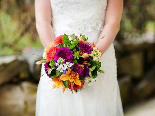 Kerri and Jeff's Wedding in Blacksburg, Virginia 3