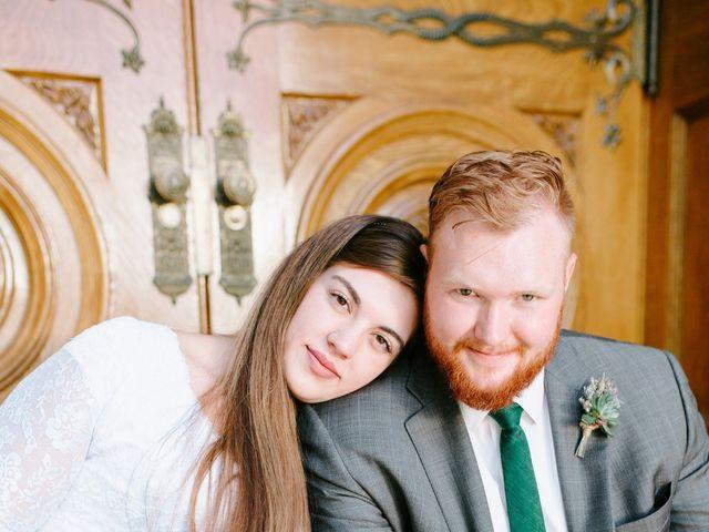 Jacob and Kadyne's Wedding in Salt Lake City, Utah 1