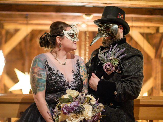 The wedding of Nicole and Dan