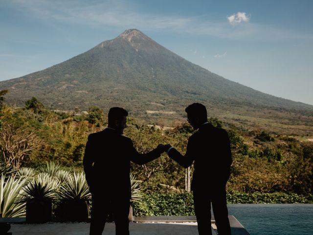 Sebastian and Vasty's Wedding in Belize District, Belize 16