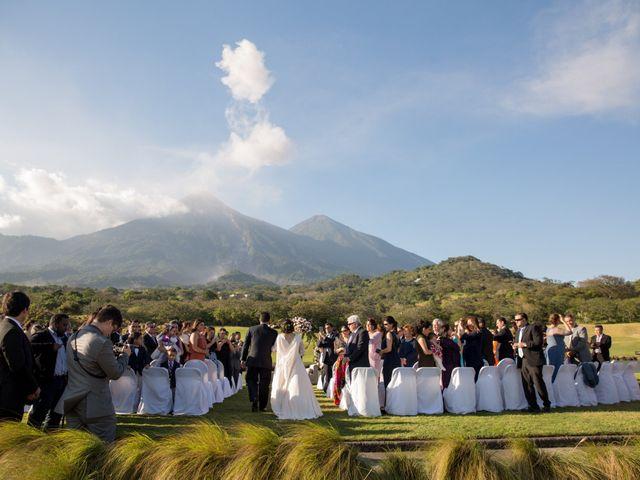 Sebastian and Vasty's Wedding in Belize District, Belize 34