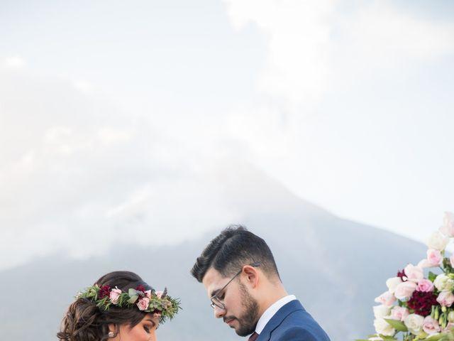 Sebastian and Vasty's Wedding in Belize District, Belize 37
