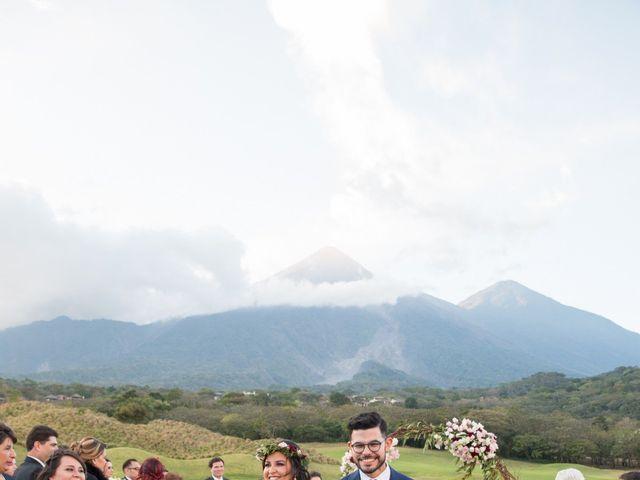 Sebastian and Vasty's Wedding in Belize District, Belize 38