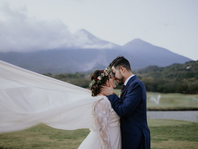 The wedding of Vasty and Sebastian