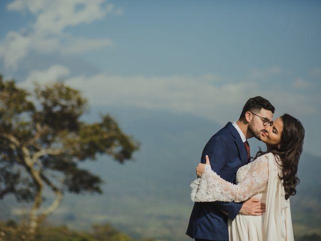 Sebastian and Vasty's Wedding in Belize District, Belize 40