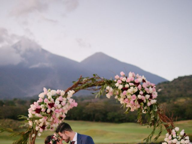 Sebastian and Vasty's Wedding in Belize District, Belize 63