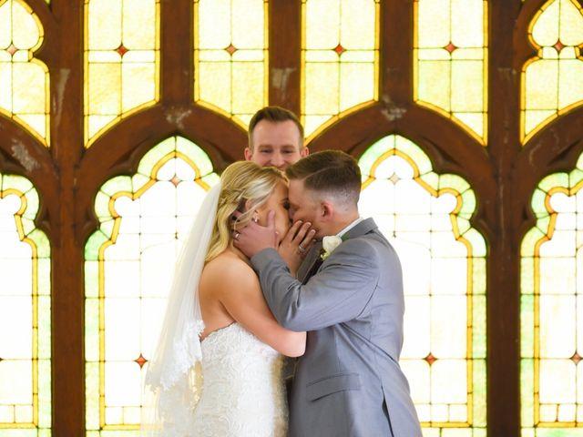 Lauren and Kyle's Wedding in Springtown, Texas 4
