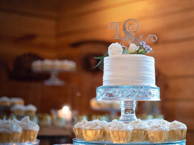 Lauren and Kyle's Wedding in Springtown, Texas 13