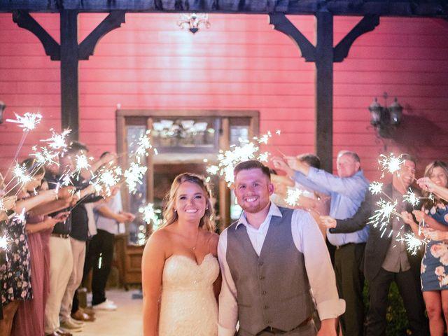 Lauren and Kyle's Wedding in Springtown, Texas 14