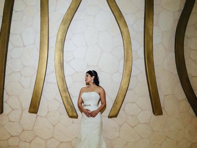 Austin and Selyn's Wedding in Cancun, Mexico 1