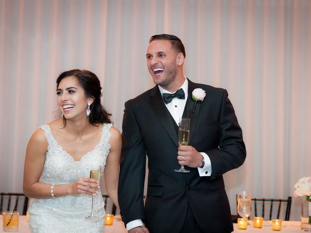 The wedding of Jessica and Leo