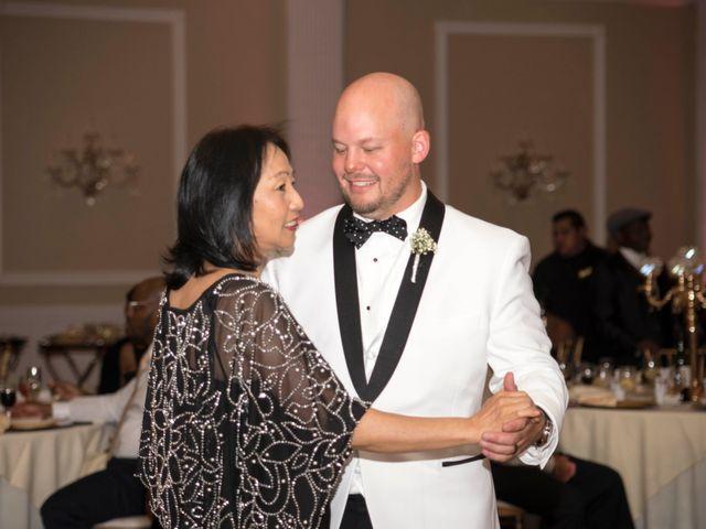 Nick and Omega's Wedding in Elmhurst, Illinois 6