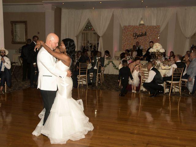 Nick and Omega's Wedding in Elmhurst, Illinois 7