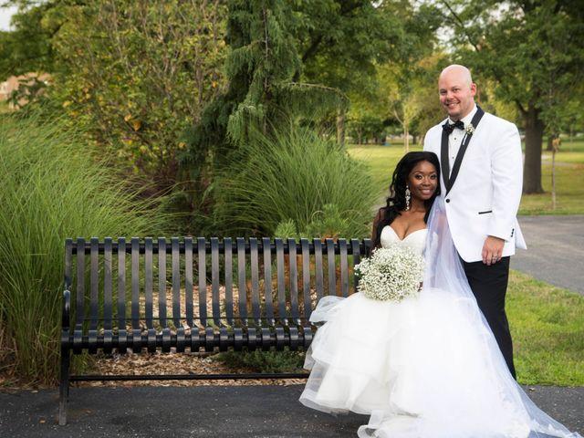 The wedding of Omega and Nick