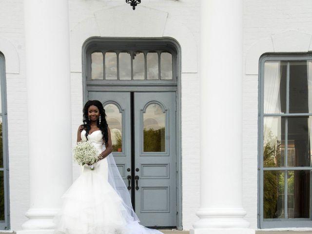 Nick and Omega's Wedding in Elmhurst, Illinois 14