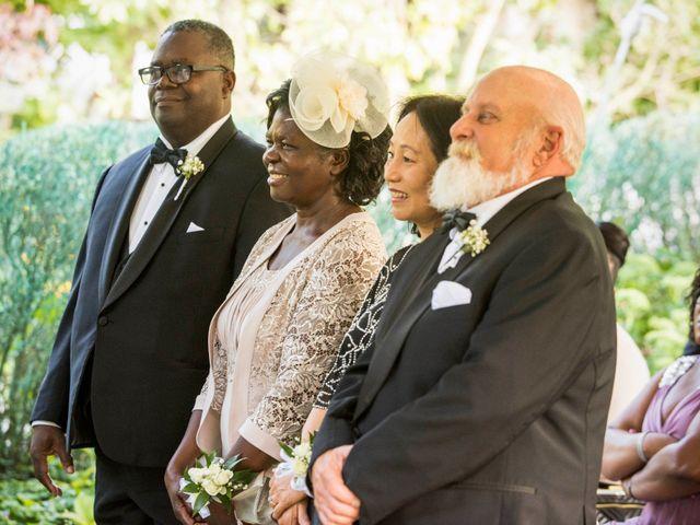 Nick and Omega's Wedding in Elmhurst, Illinois 17