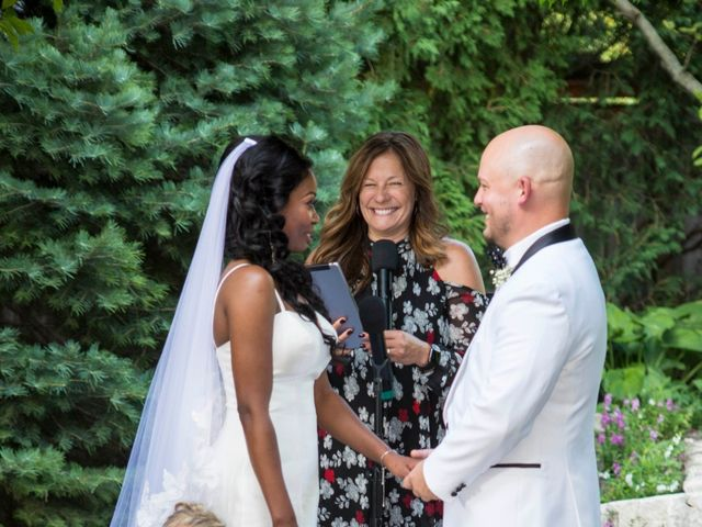Nick and Omega's Wedding in Elmhurst, Illinois 18