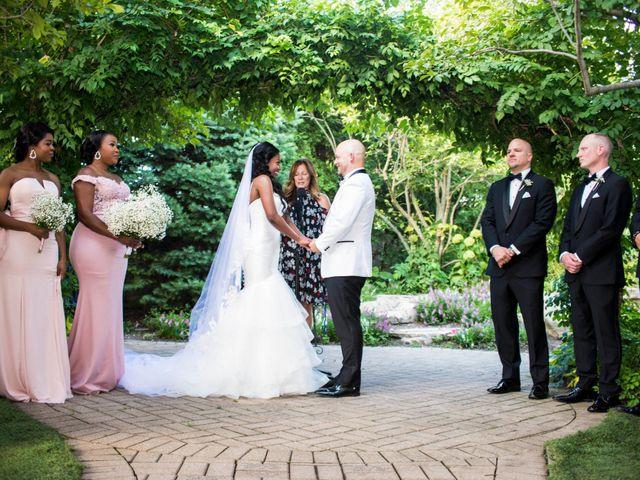 Nick and Omega's Wedding in Elmhurst, Illinois 19