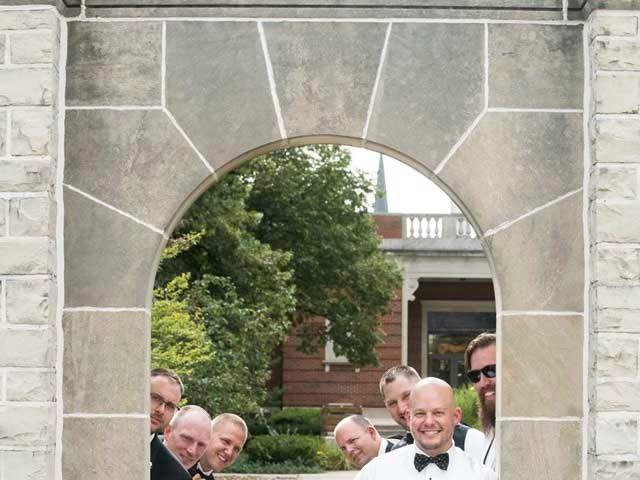 Nick and Omega's Wedding in Elmhurst, Illinois 22
