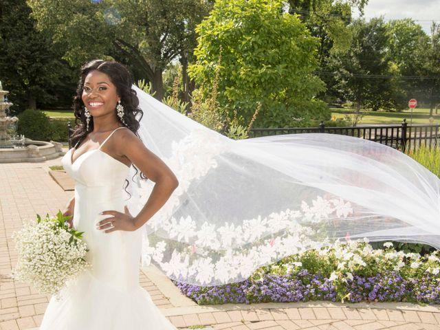 Nick and Omega's Wedding in Elmhurst, Illinois 24