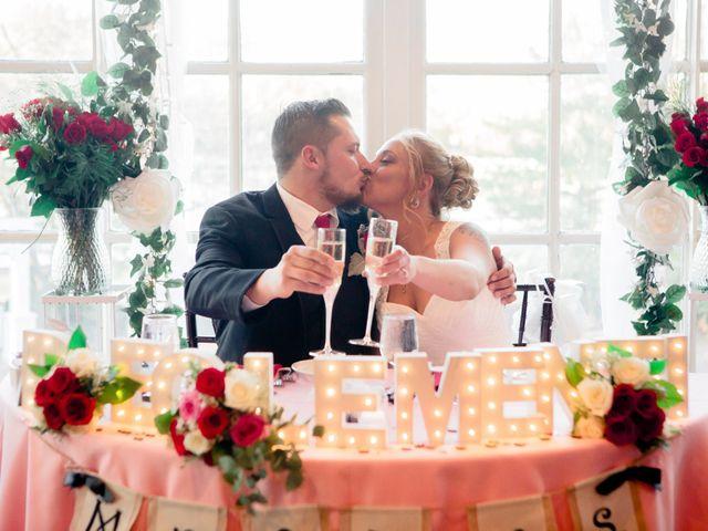 Robert and Rachel's Wedding in Galloway, New Jersey 1