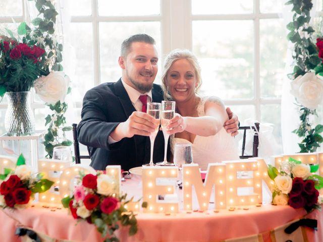 Robert and Rachel's Wedding in Galloway, New Jersey 2