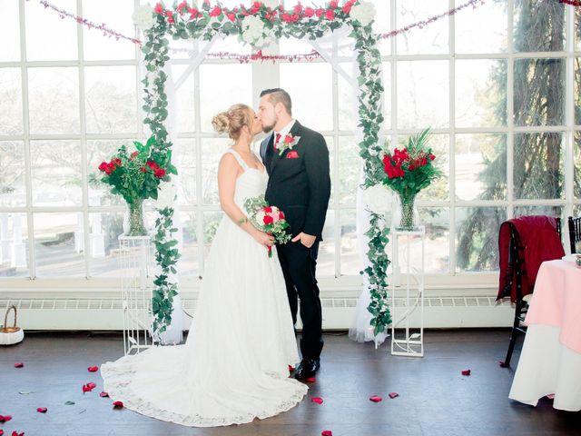Robert and Rachel's Wedding in Galloway, New Jersey 10