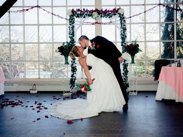 Robert and Rachel's Wedding in Galloway, New Jersey 12