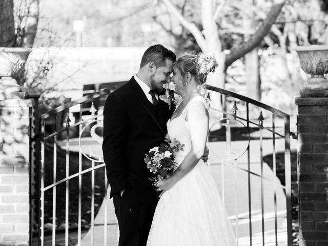 Robert and Rachel's Wedding in Galloway, New Jersey 13
