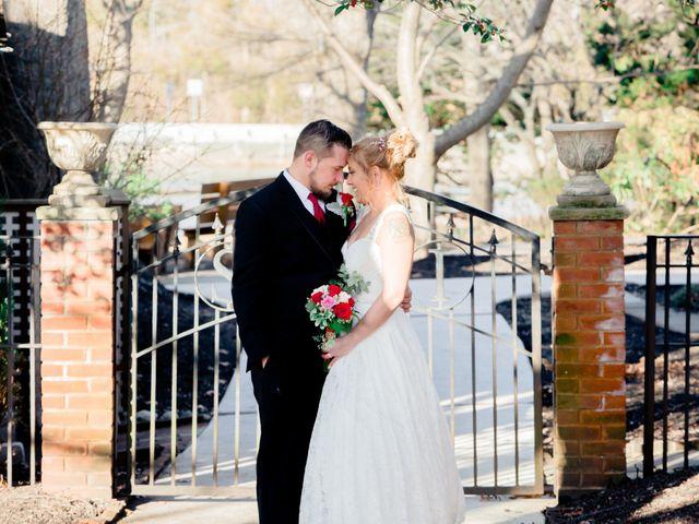 Robert and Rachel's Wedding in Galloway, New Jersey 14