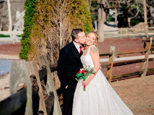 Robert and Rachel's Wedding in Galloway, New Jersey 15