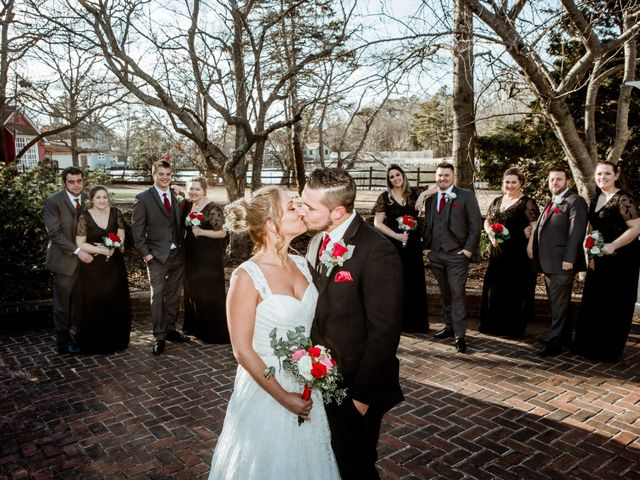 Robert and Rachel's Wedding in Galloway, New Jersey 16