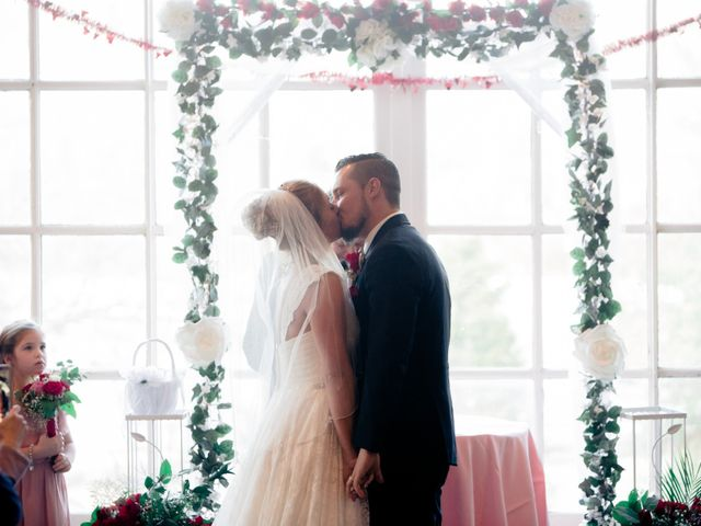 Robert and Rachel's Wedding in Galloway, New Jersey 17