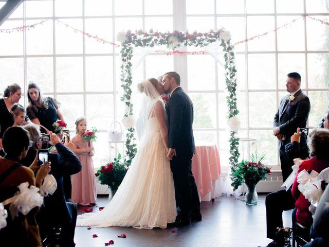 Robert and Rachel's Wedding in Galloway, New Jersey 18