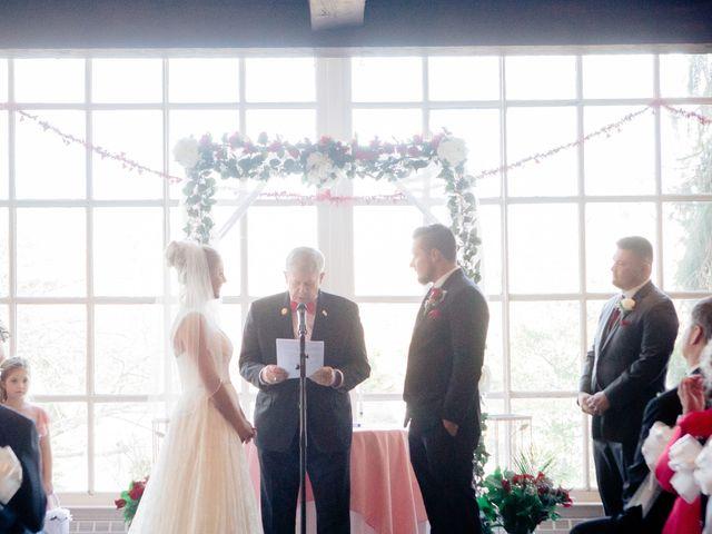 Robert and Rachel's Wedding in Galloway, New Jersey 20