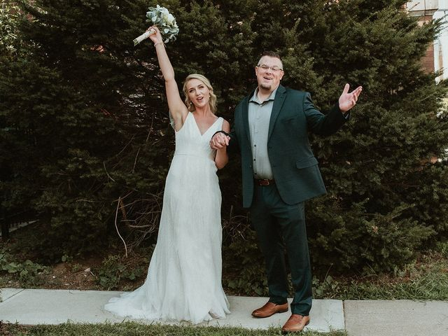 The wedding of Lexi and Tim
