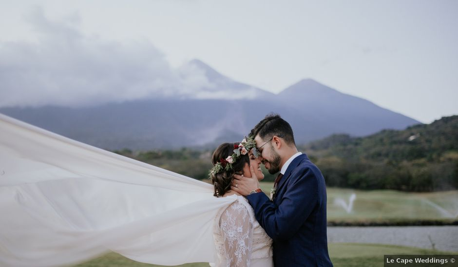 Sebastian and Vasty's Wedding in Belize District, Belize