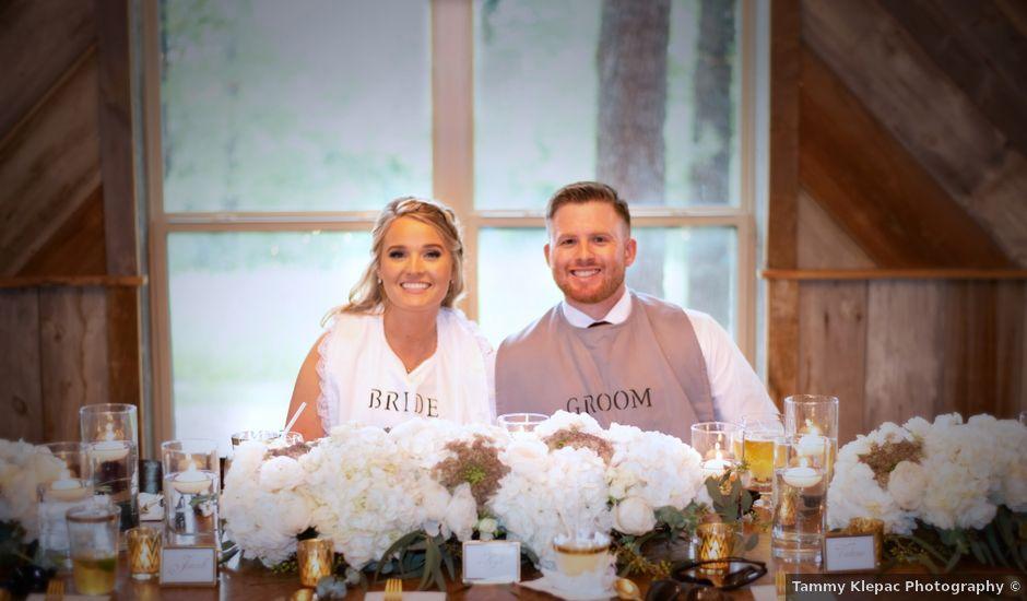 Lauren and Kyle's Wedding in Springtown, Texas