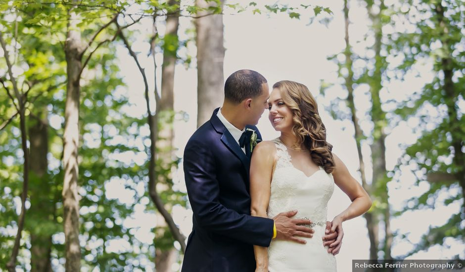 mike and jenna's Wedding in Sparta, New Jersey