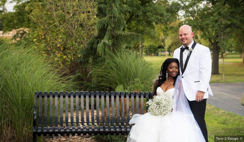 Nick and Omega's Wedding in Elmhurst, Illinois