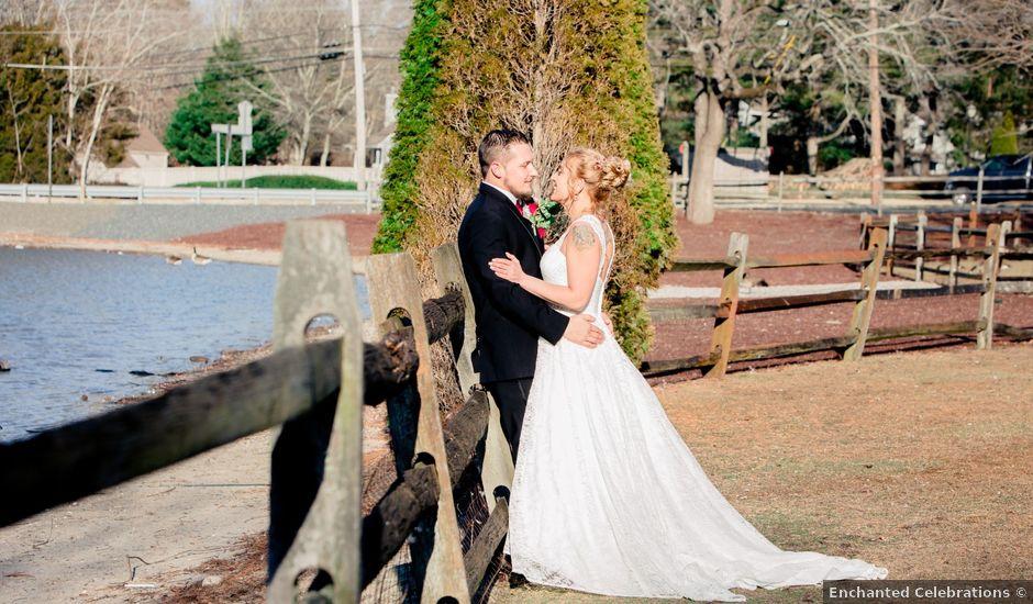 Robert and Rachel's Wedding in Galloway, New Jersey