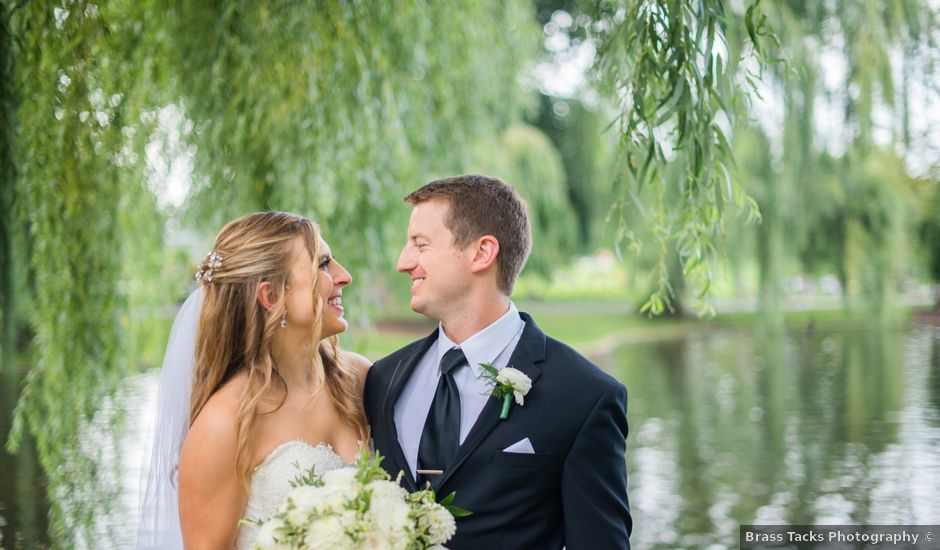 Max and Danielle's Wedding in Boston, Massachusetts