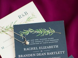 The wedding of Branden and Rachel 2