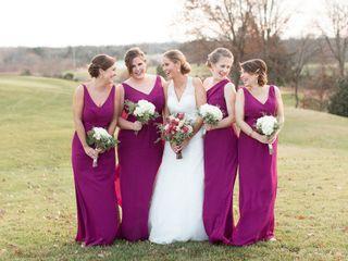 Rachel and Branden's Wedding in Haymarket, Virginia 3