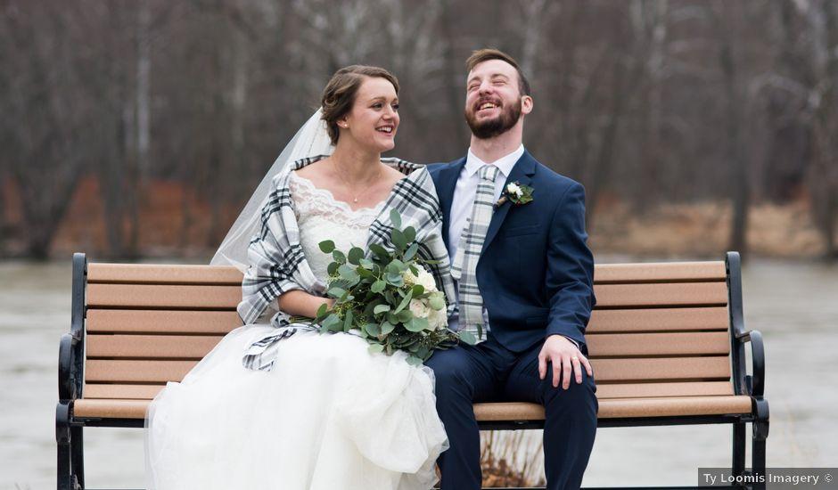 Nick and Heather's Wedding in Tunkhannock, Pennsylvania