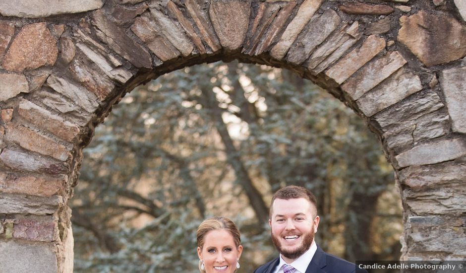 Rachel and Branden's Wedding in Haymarket, Virginia