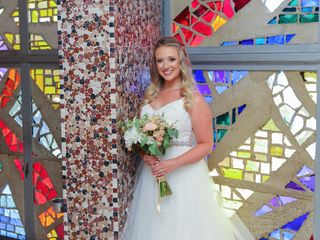 The wedding of Lauren and Darrin 2